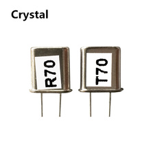 Industrial Remote Control Transmitter Crystal Receiver Crystal TX RX