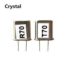 Émetteur télécommandé industriel récepteur cristal TX RX