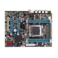 High Quality X79 Motherboard CPU LGA2011 REG ECC C2 Memory 16G DDR3 4 Channels Support E5 2670 I7 Six And Eight Core CPU