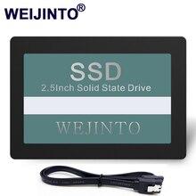 WEIJINTOSSD 240 ГБ 120 ГБ 2,5 дюймов диск hd hdd 128 ГБ 256 ГБ твердотельный накопитель для ПК с 45 см sata