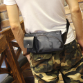New Military Camouflage Waist Bag Men Army Pack Casual Mobile Phone Belt Pouch Bag Travel Waist Pack