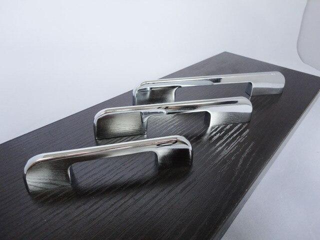 Nuevo diseño moderno cajón de la cocina perillas de los cajones ...