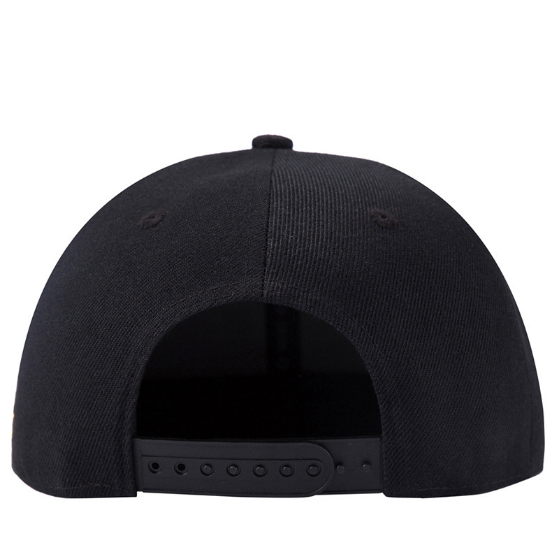 2017 Unisex Plain Black Navy Blue Hiphop Hats For Men And Women Nice Snap back  Hats Hip Hop Snapback Baseball Caps Adjustable-in Baseball Caps from  Apparel ... ca817d260e20