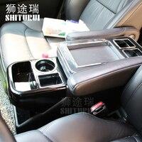 VW для Caravelle multivan Benz V R vito бизнес поручни бак хранения автомобиля USB Mobile charge центр ряд спереди поручни коробка