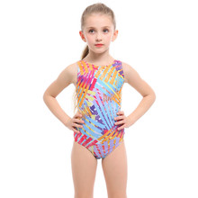 Girls Swimsuit Sports One Piece Swimwear for Girl 3-12 Years Children Bathing Suit Summer Nylon Spandex Patchwork