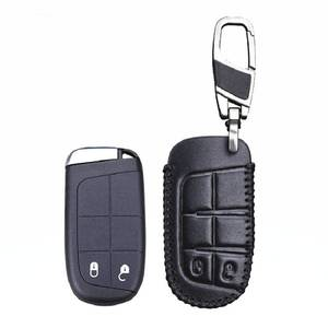 Best Top Jeep Key Case Leather Brands