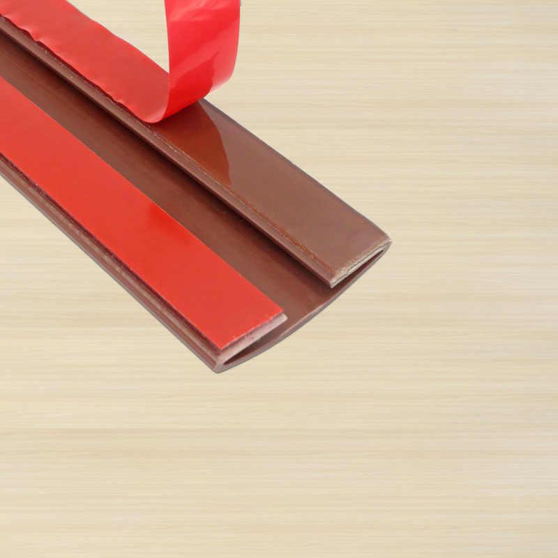 Sob o rascunho da porta rolha de poupança energia do vento blocker portas inferior guarda selo tira protetor de exclusão mal999