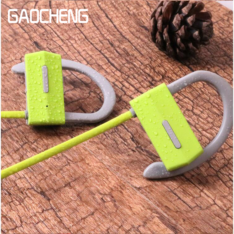 BT-5 Bluetooth Headset Sports wireless earphones CSR 4.0 100mAh Battery With mic Ear hook Earbuds Best headphone wireless Green ствол для hatsan bt 65 5 5