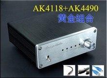 Бриз аудио SU4 AK4490 коаксиальный USB 192 К 24BIT декодер ЦАП