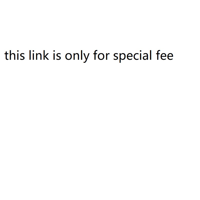 this link is only for special fee
