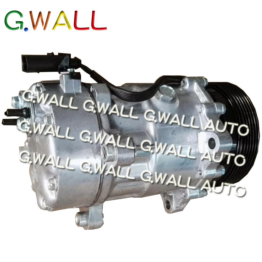 AIR CONDITIONING COMPRESSOR AIR CONDITIONING PUMP FOR VW GOLF 4 IV 1.6 AEH 1J0820803F 1J0 820 803 F