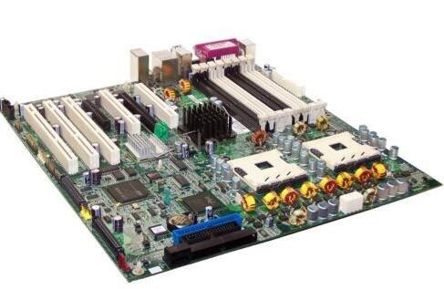 Placa base para 409647-001 350446-001 XW8200 bien probado trabajo