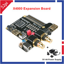 New Arrival X4000 Expansion Board for Raspberry Pi 1 Model B+/ 2 Model B / 3 Model B With Power Supply