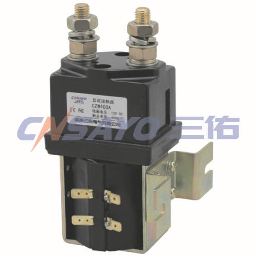 CZW400A/48V dc contactor new lp2k series contactor lp2k06015 lp2k06015md lp2 k06015md 220v dc