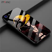Luxury phone case for iPhone XR 6 7 8 Plus X 8Plus XS Max tempered glass bags