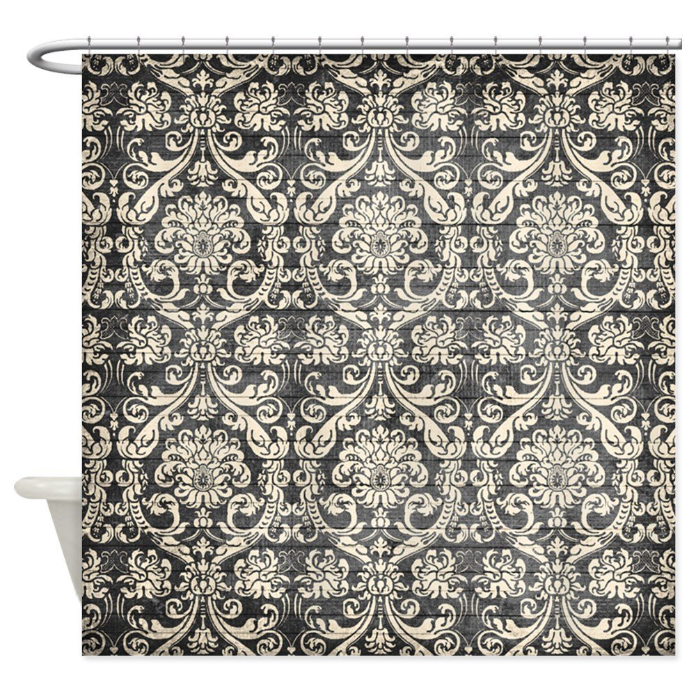 Aliexpress.com : Buy Popular Vintage Black White Damask