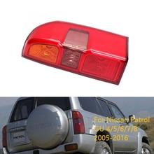MIZIAUTO Tail Light Lamp For Nissan Patrol GU 4/5/6/7/8 2005-2016 Rear Brake Left/Right
