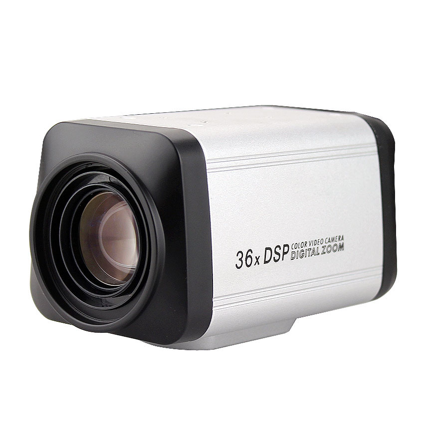 1200TVL afstandsbediening Analoge CMOS Auto Focus camera 36X Box Zoom CCTV Camera - 2