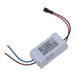 Фирменная Новинка 6 Вт светодио дный свет лампы Драйвер Питание Конвертор Электронный трансформатор для MR16