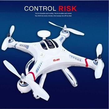 Cheerson cx-20 дроны авто-pathfinfer open source flight controller 2.4 ГГц 4ch 6 ось rc quadcopter с gps вертолет drone