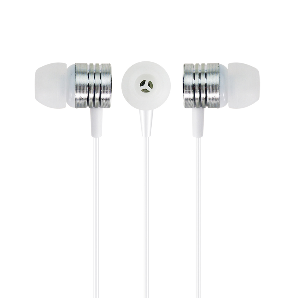 Sport Earphone Wired Super Bass 3.5mm Crack Earphone Earbud Hands Free For Samsung Mp3