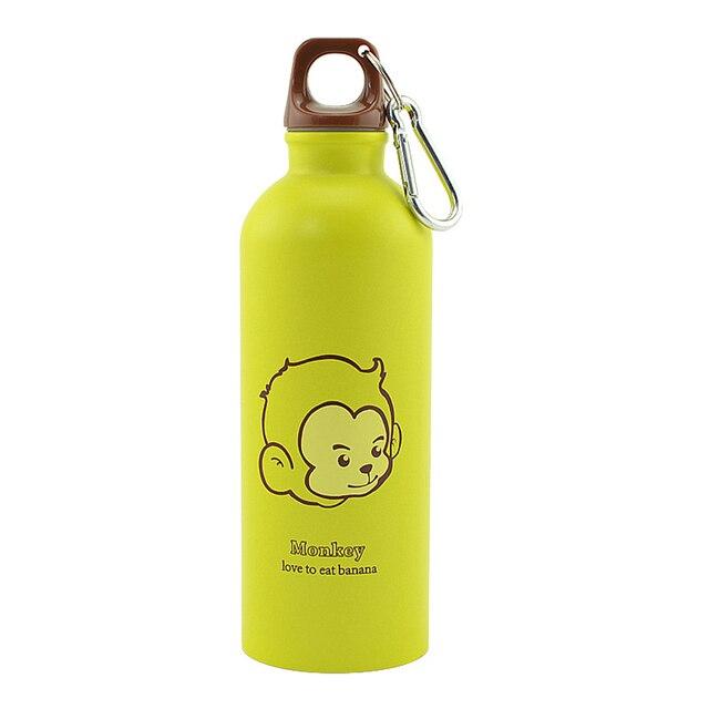 Gourde enfant singe jaune