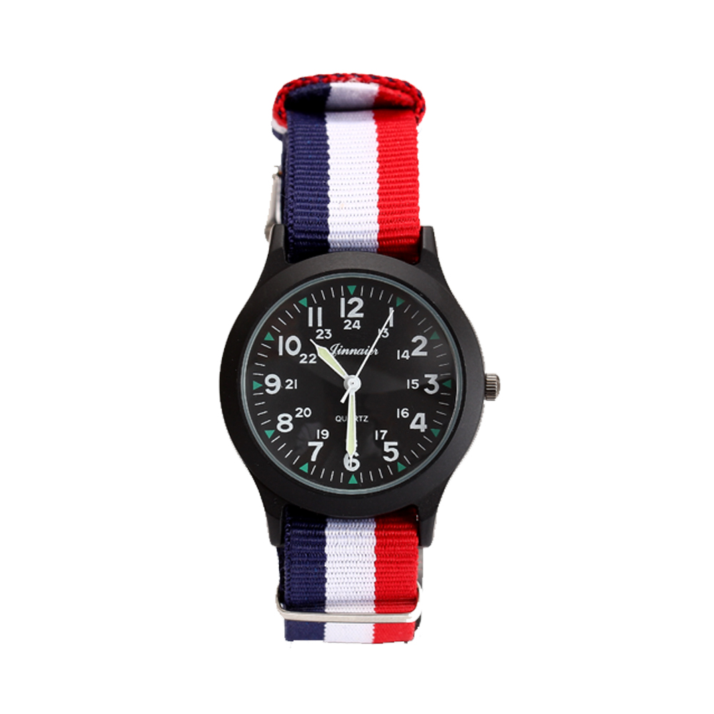 new famous brand men children boys girls fashion cool quartz Saber watches students canvas electronic Wrist watch drop shipping (8)