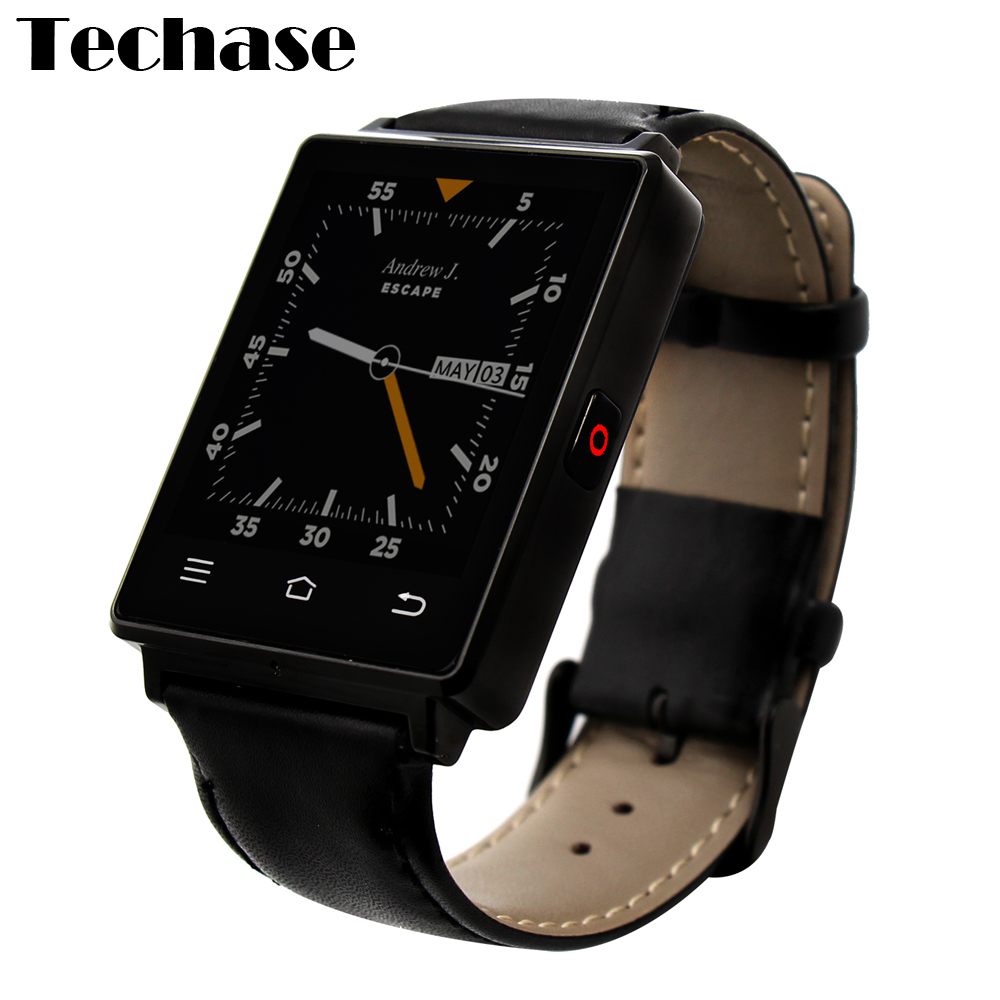 D6 Smartwatch Android OS Smart Watch WiFi Reloj Inteligente Smart Health SIM GPS Tracker Quad Core CPU Heart Rate Monitor Watch kw18 smart watch heart rate monitor sport health smartwatch reloj inteligente sim digital watch compatible for apple ios android