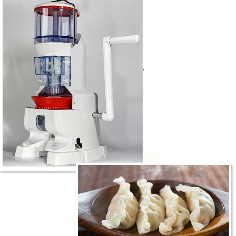 Food Grade Manual Dumpling Maker Manual Vertical Dumpling Making Machine Dumpling Maker Fast Dumpling Wrapping Machine 9pcs professional makeup brushes set pincel maquiagem powder eye foundation eyebrow eyeliner lip brush cosmetics beauty tools