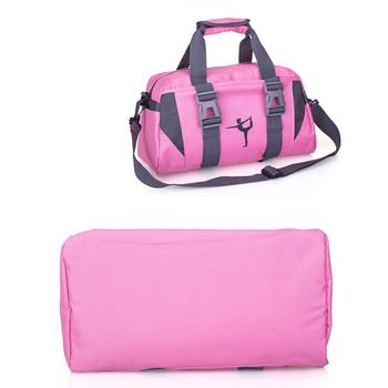 Waterproof nylon yoga bag 1