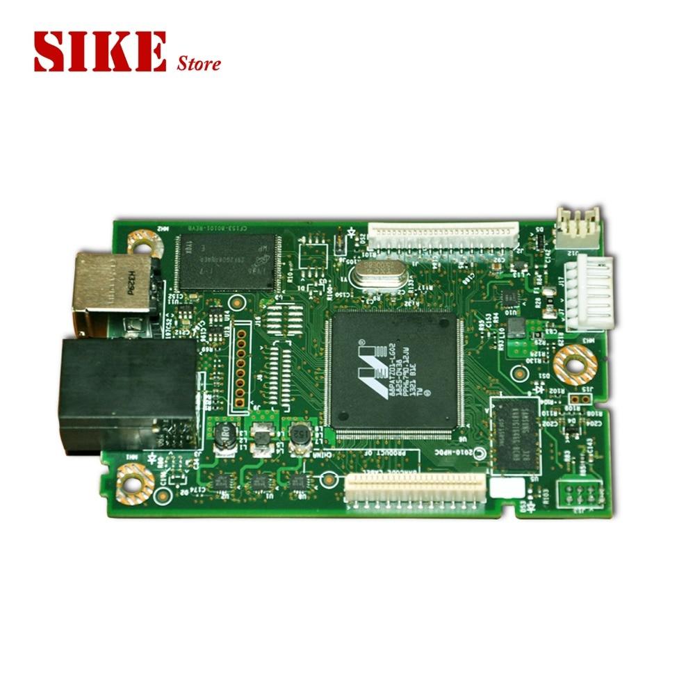 Long jack CF153-60001 Logic Main Board Use For HP M251 M251n M251nw 251 251n 251nw Formatter Board Mainboard formatter pca assy formatter board logic main board mainboard mother board for hp m775 m775dn m775f m775z m775z ce396 60001