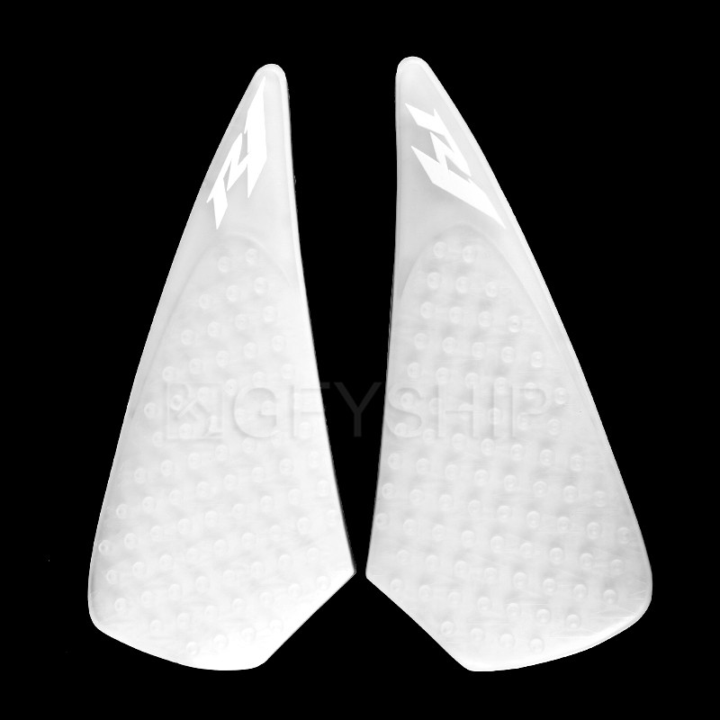 Useful Mtimport Transparent For Yamaha Yzf R1 2004 2005 2006 Yzf R1 Anti Slip Fuel Tank Pads Side Gas Knee Grip Traction Pad New Automobiles & Motorcycles