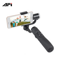 Made In China AFI V3 Brushless Yi Handheld 3 Axis Gimbal Stabilizer For Iphone Gopro Action