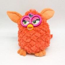 Электронные Интерактивные Игрушки Фиби Firbi Домашних Животных Fuby Сова Эльфы Плюшевые Игрушки Подарки Furbiness