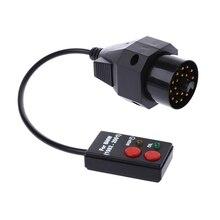 Pin Reset Tool 20 Pin Steckdosen Öl Service Reset Scan Diagnostic Tool Für BMW E30 E34 E36 E39 Z3ping Unterstützung