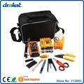 14 pcs profissional Kit de fibra óptica