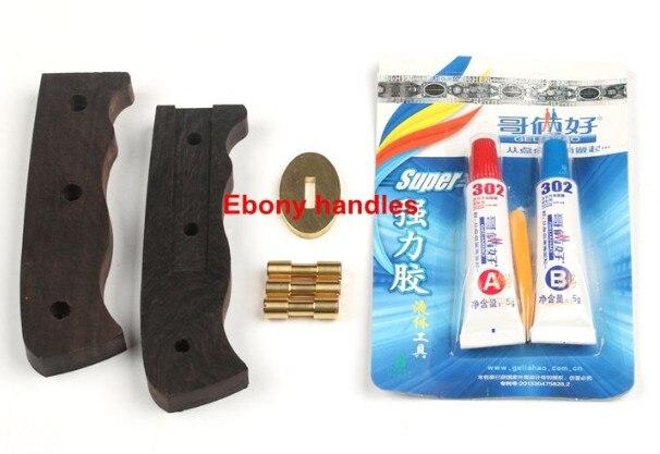 Handle Kits Ebony