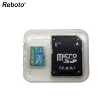 Original Reboto Memory Card Micro SD Card 32GB Class10 64GB Micro SD TF Card 4GB 8GB 16GB with Microsd Adapter