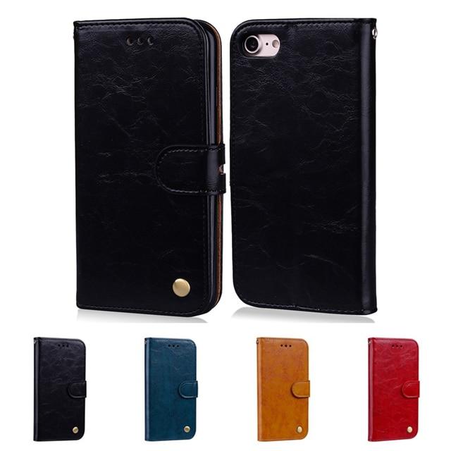 Baiscxst Винтаж Флип кожаный чехол для iPhone 5 5S SE 6S телефон случаях чехол Коке для iPhone 6 6S Plus 7 7 плюс 8 Plus X Fundas