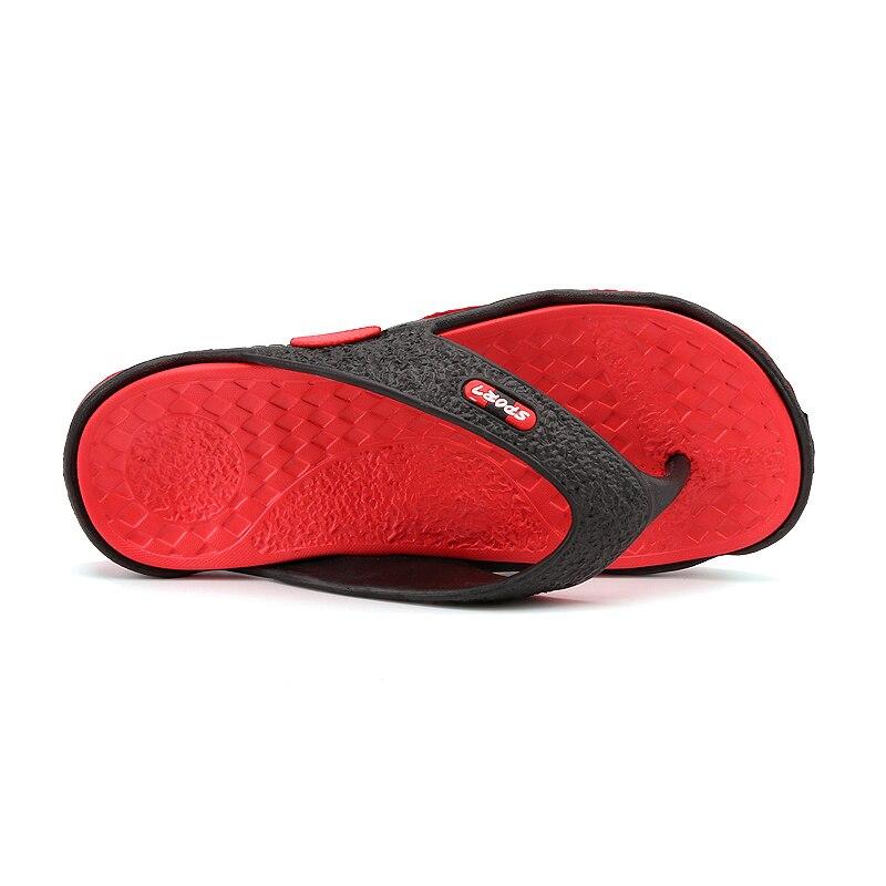 Masaje Libre De Nuevo Hombres green Estilo Flip gray Verano Al Aire Calzado Zapatos Blue Suave 2019 Agua red Playa Flops orange Los Ccharmix Goma wSqZAaXZ
