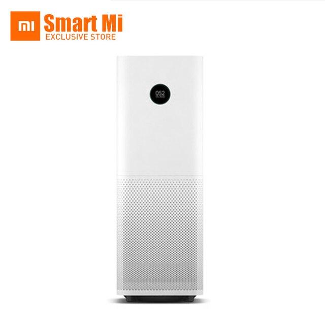 Последним в Исходном Xiaomi Очиститель Воздуха Про OLED Экран Лазерная Частиц 500м3/ч Твердых Частиц CADR для 60м3