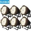 6pcs Lot Warm White 3w 54pcs Led Par 64 Led Lighting Lamp Led Par Aluminum Case