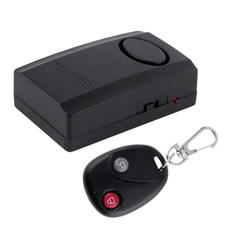 <font><b>Wireless</b></font> <font><b>Remote</b></font> <font><b>Control</b></font> <font><b>Vibration</b></font> <font><b>Alarm</b></font> Home Security Door Window Car Motorcycle Anti-Theft Security <font><b>Alarm</b></font> Safe System Detector