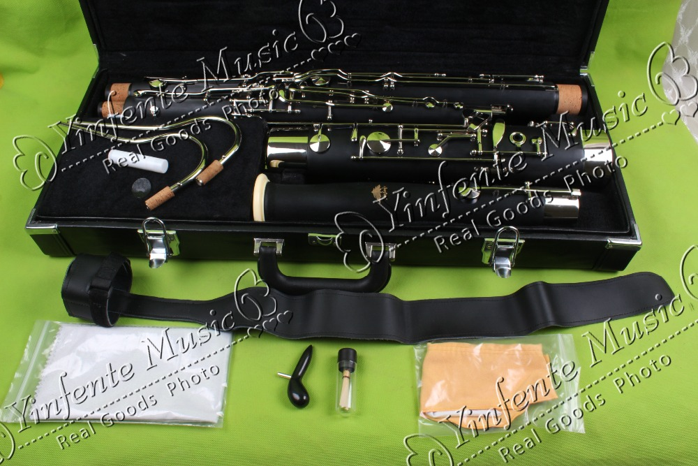 New Bassoon C tone great material than maple + case bass oboe new bassoon c tone great material than maple case bass oboe