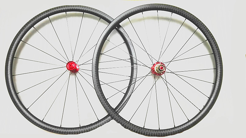 road carbon wheels 30mm FASTace R24 Straight pulling hubs 20/24 sapim cx ray spokes clincher 1420g 12K matte wheel цена