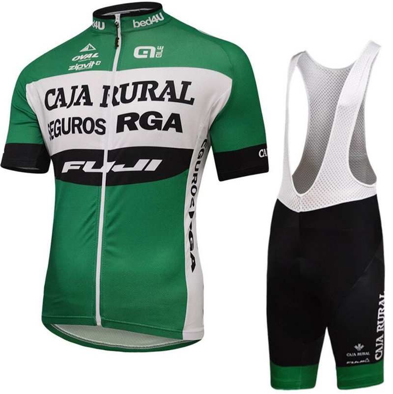2018 FUJI Silicone! FUJI 2012 racing team cycling jersey and shorts / short sleeve jersey+pants bike bicycle riding wear set #23 arsuxeo breathable sports cycling riding shorts riding pants underwear shorts