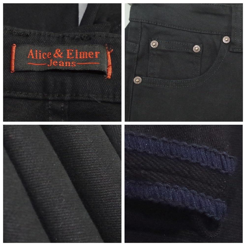 Alice & Elmer Hosen Männer Stretch Casual Hosen Für Männer Dünne - Herrenbekleidung - Foto 6