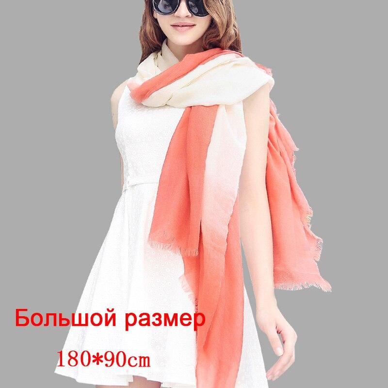 2017 Fashion Cotton scarf Women s