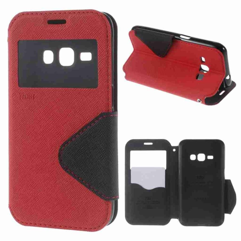 Original Mercury Capa Cases For Iphone 6 Plus Case Goospery Sky 7 Slide Bumper Red Tpu Pu Leather Roar Korea Diary Plastic View Window Stand