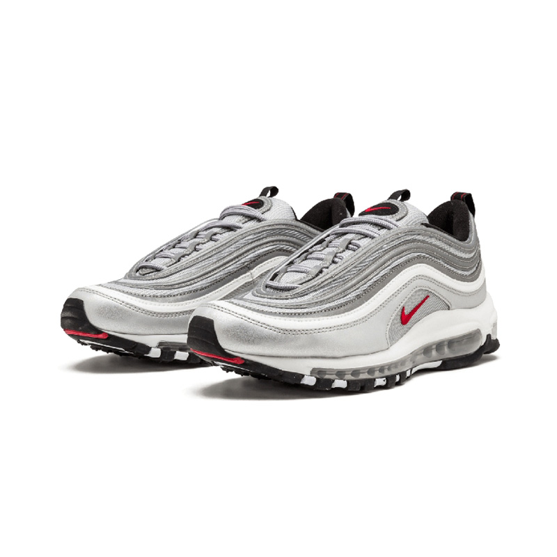 US $70.61 65% OFF|Original Authentic Nike Air Max 97 OG QS Women's Breatheable Running Shoes Outdoor Sports Low top Sneakers Brand Designer in Running